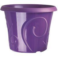 Pot Déco Volute Violet Amethyste 8.3 Litres