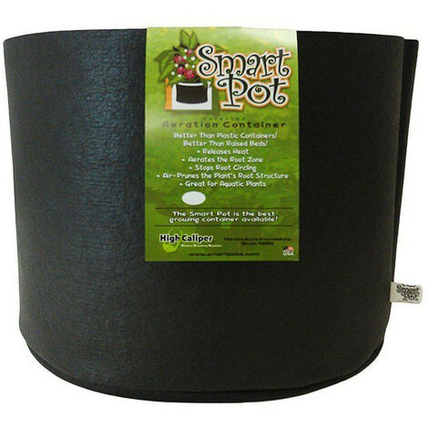 Pot géotextile 19L 5 Gallon - Smart Pot Original