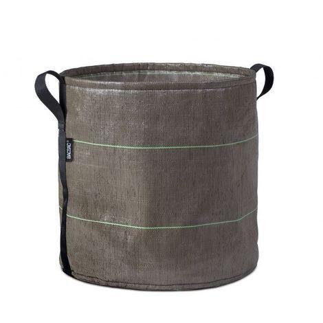 Pot pour potager Géotextile 50L Outdoor BACSAC - Marron - Extérieur