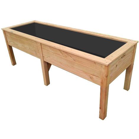 potager sur pieds margot 1800x750x850mm umargot. Black Bedroom Furniture Sets. Home Design Ideas
