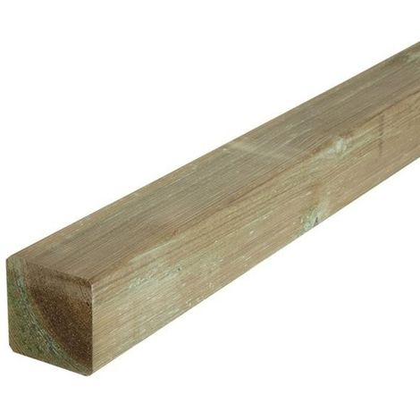Poteau 90 x 90 x 2400 mm - Forest-Style