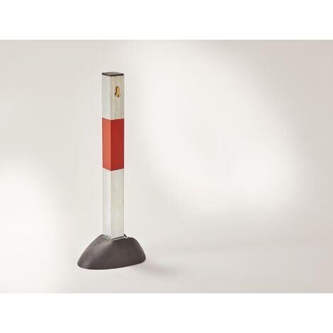 Poteau bloc parking design