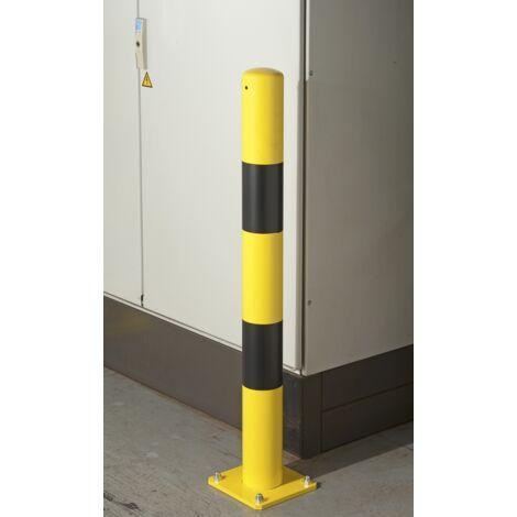 Poteau de protection de mur hauteur 90cm - Mottez B351SD89H90