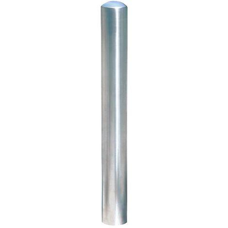 Poteau en inox - à cheviller - Ø 60 mm