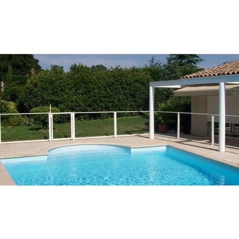 Poteau pour panneau de barrière de piscine
