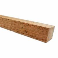 Poteau / Poutre 150x150mm Douglas Naturel Brut 4m