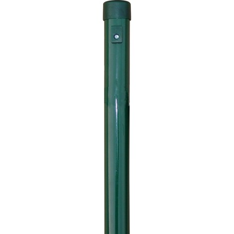 Poteaux de cloture vert 34x1500 mm (Par 6)