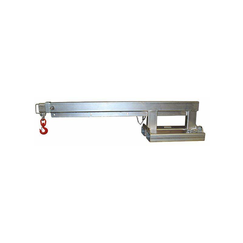 Appareil De Levage-matisere - A. Potence télescopique galvanisé - Capacité 2500kg - APPAREIL DE LEVAGE - MATISERE