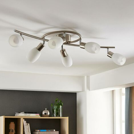 Potente lampada LED da soffitto Arda, Easydim -