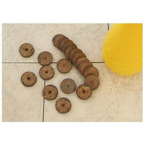 Pots à tourbe 20er 3,5cm