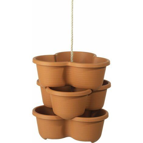 Pots de fleurs Botanic Line (Lot de 3) - 69300464
