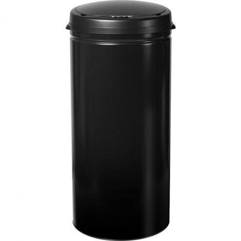Poubelle automatique KITCHEN UP - Hailo - Noir