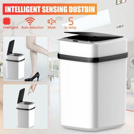 Poubelle automatique Sensor infrarouge 10L