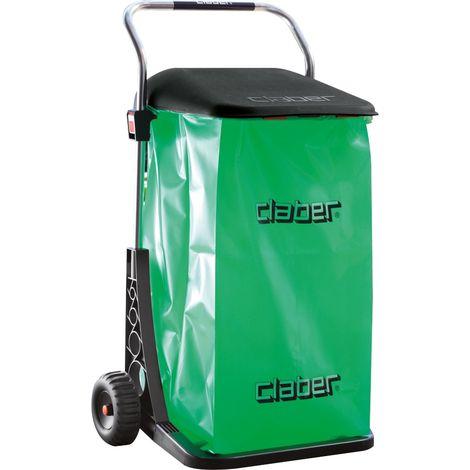 Poubelle de jardin Carry Cart - Eco Garden - Claber