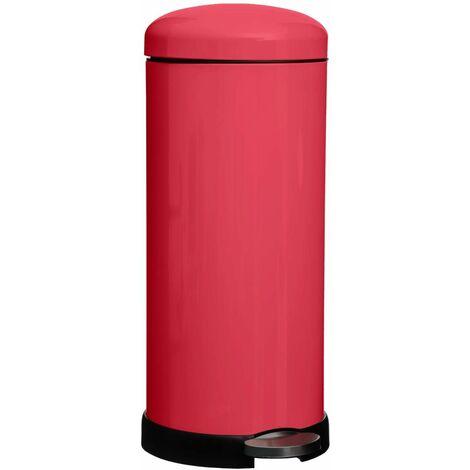 Poubelle rétro colors 30L - Five