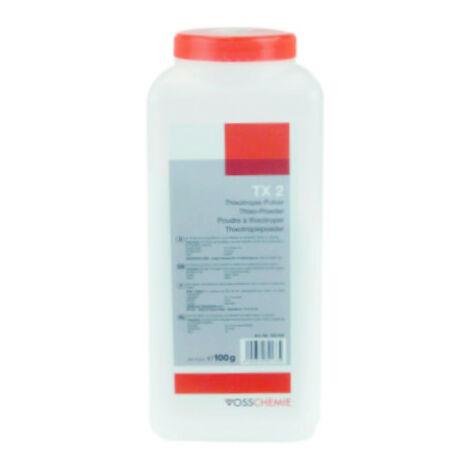Poudre à thixotroper TX2 Soloplast 100g - Blanc