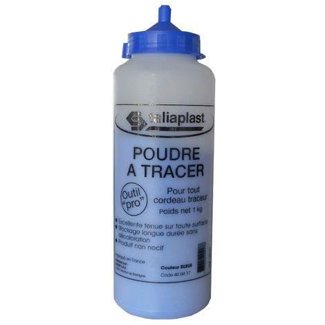 Poudre A Tracer Bleue 1000G - Taliaplast - 400417