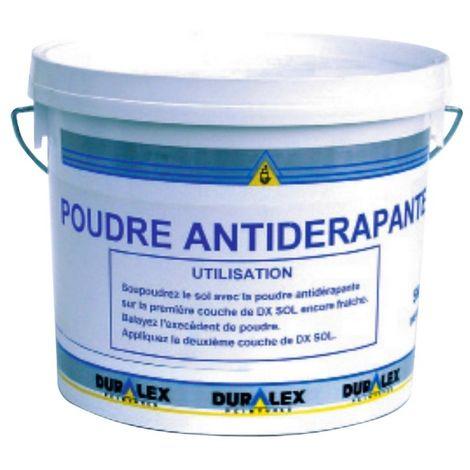 Poudre antidérapante DURALEX Rend les sols anti-dérapant