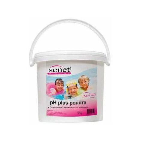 Poudre pH Plus - 5 kg - Livraison gratuite