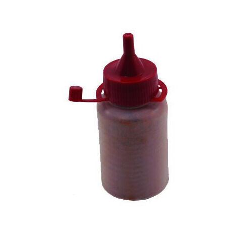 Poudre pour cordeau traceur rouge 50g HEKA - 010763