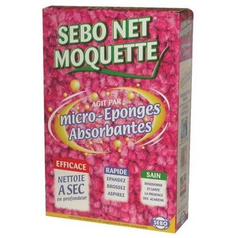 Poudre pour moquette - recharge - 500 g
