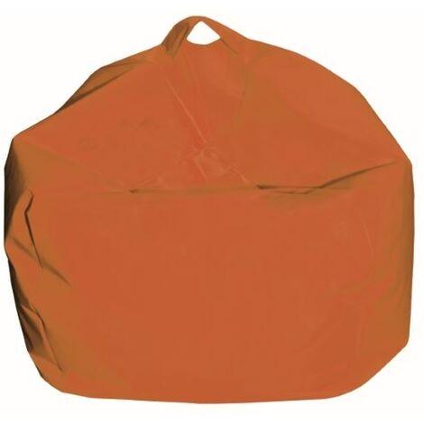 Poltrona A Sacco Impermeabile Arancione P1551001 A