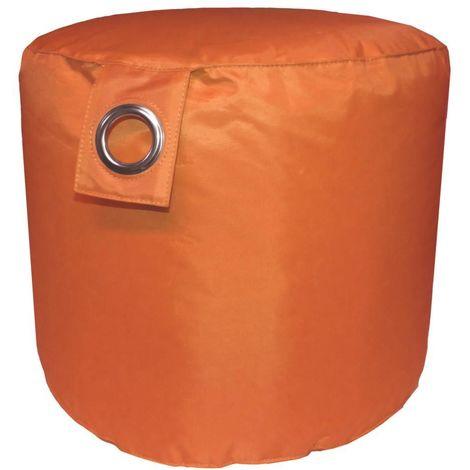Pouf intérieur extérieur en polyester Side