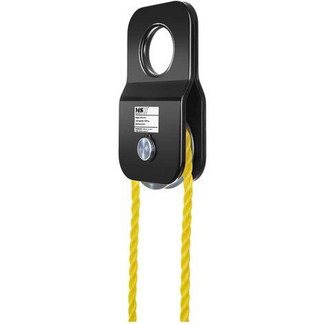 Poulie De Guidage Levage Guide-Câble Pour Treuils Et Palans À Câble 4 Tonnes