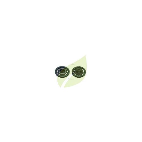 Poulie de lanceur BRIGGS ET STRATTON SPRINT, CLASSIC, 499901