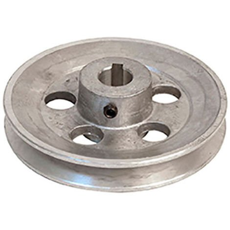 Poulie en aluminium - D. 120 x Al. 19 mm