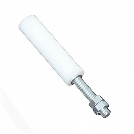 Poulie guide nylon pour portail - Ø35mm - L248mm