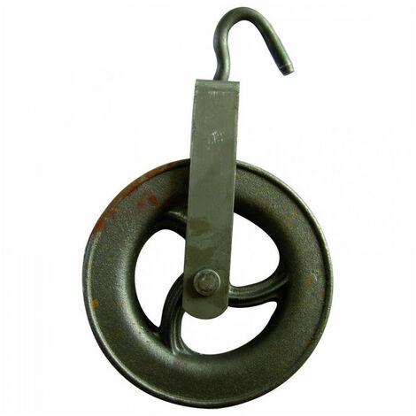 Poulie N422/puits légère D 18 mm