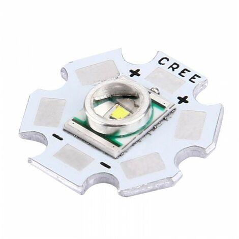 Pour la lampe-torche, flux lumineux: 400-500lm Ampoule du CREE 5W LED d'intense luminosité