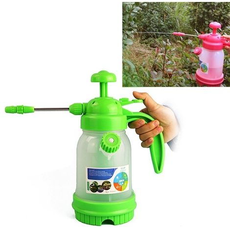 Pour pulvérisateur à pression, capacité: 1,8 L, livraison aléatoire des couleurs Outils de jardinage à haute pression multifonct