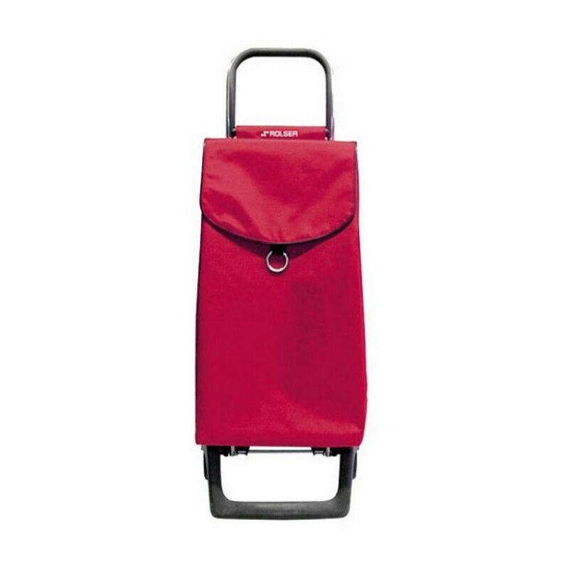 poussette de marché 2 roues 39l bordeaux - pep001bassi - rolser