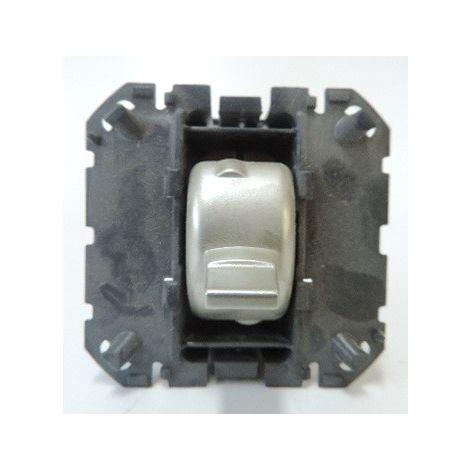 Poussoir à levier 6A contact NO-NF inverseur simple sans support ni plaque Céliane LEGRAND 067036