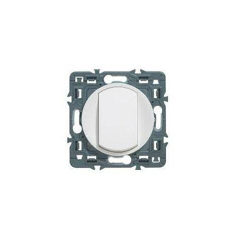 """main image of """"Poussoir Inverseur 6A - Blanc - Composable"""""""