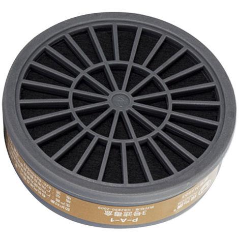 POWECOM, cartucho de filtro, para mescara de gas 3600 de media cara,1 piezas