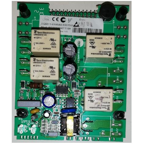 Power card Cooking Plate - SPP0896
