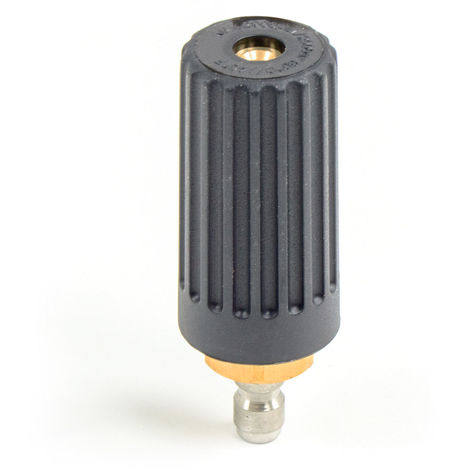 "Power King Turbo Nozzle with 1/4"" Fitting"