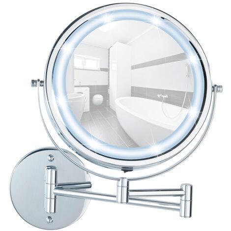 Power-Loc® espejo con Luz Lumi WENKO