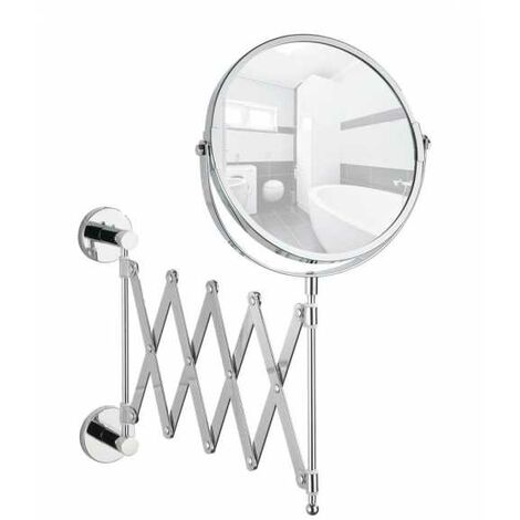 Power-Loc® telescopic cosmetic mirror Elegance WENKO