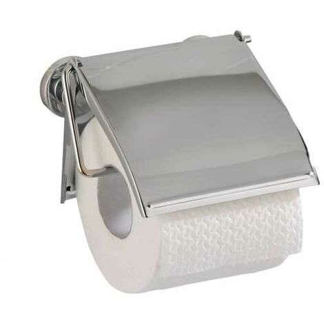 Power-Loc® toilet roll holder Cover WENKO
