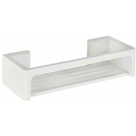 Power-Loc® wall shelf Bralia white WENKO