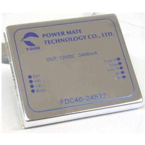 Power mate FDC40-24S05 Transformer Alimentation - 5Vdc
