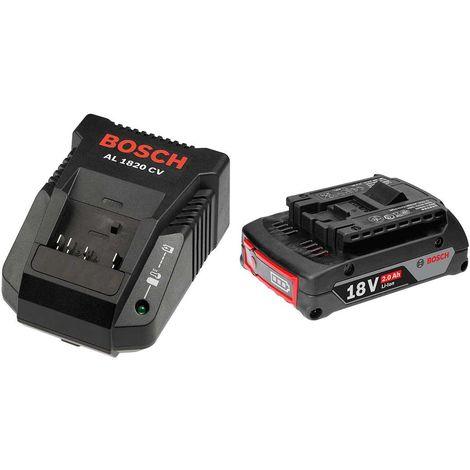 Power Set BOSCH (1 x 18V 2,0 Ah AL1820CV)