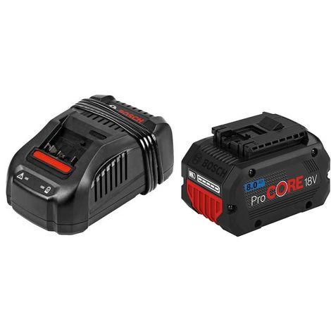 Power Set BOSCH (1 x 18V 8,0 Ah ProCORE GAL1880CV)