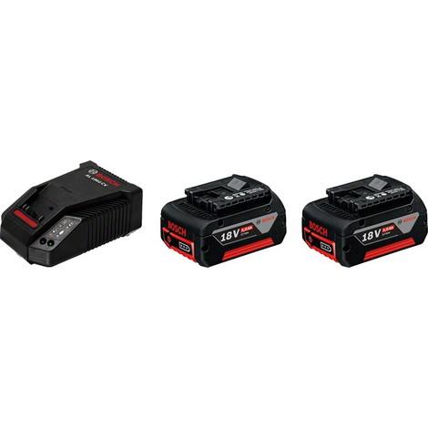 Power Set Bosch 18V 5,0 Ah Professional