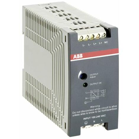 Ideal Power 15DYS612-050240W-3 Fixed UK Plugtop PSU 5V 2.4A 2.1mm Output