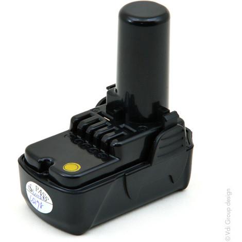 Power tool battery 10.8V 1500mAh - 331065,BCL1015